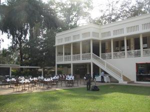 Restaurante FCC Angkor