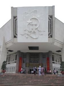 Fachada do Museu Ho Chi Minh