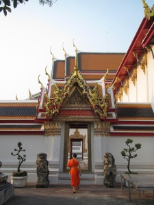 Monge no Wat Pho