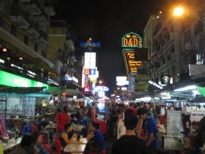 Muvuca na Th Khao San
