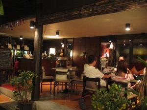 Restaurante Ruen Urai, em Silom