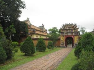 Nenhum turista à vista: Complexto do Templo To Mieu