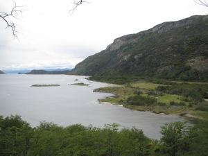 Vista do Mirador Lapataia