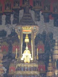 A estátua do Buda Esmeralda