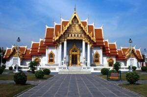 Wat Benchamabophit (imagem obtida na Wikipedia)