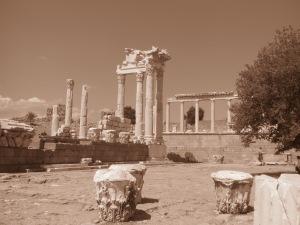 Acropolis de Pergamon