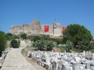Forte Ayasuluk em Selçuk