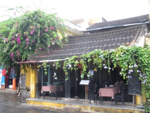 Restaurante em Hoi An