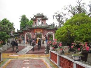 Entrada da Congregação de Fujian