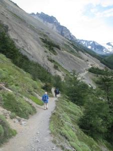 Trekking rumo às Torres