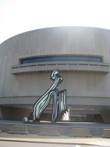 Fachada do Museu Hishhorn