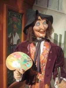 Boneco no Musée des Automates
