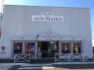 Fachada do Musée des Automates