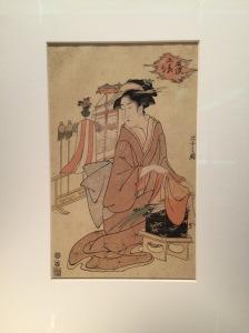Ukiyo-e, as tradicionais gravuras japonesas