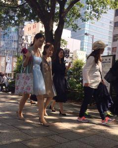 As patricinhas de Omotesando