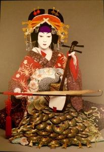 Personagem do kabuki