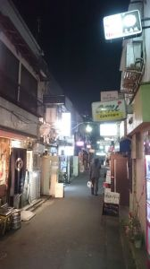 Ruela do Golden Gai