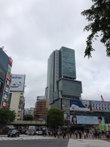 Shibuya Hikarie, o arranhacéu mais famoso do bairro