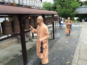 Monges no Kodai-ji, templo em Higashiyama