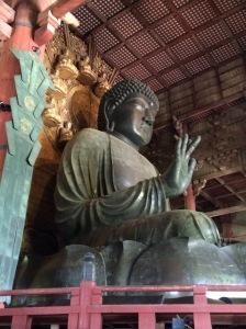 O Buda de Nara, ou Daibutsu